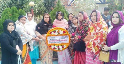 নওগাঁয় মরহুম জননেতা আব্দুল জলিলের ৮১তম জন্ম বার্ষিকীতে বিনম্র শ্রদ্ধা ও দোয়া মাহফিল