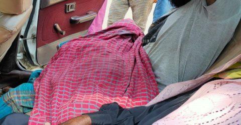 যশোরের শার্শায় মাটি বহনকারী ট্রাক্টরের  ধাক্কায় শিশু নিহত
