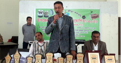 রাণীনগরে দিনব্যাপী আন্ত:স্কুল সংগীত প্রতিযোগিতা অনুষ্ঠিত