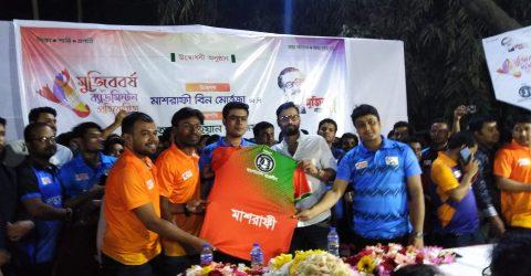 বাংলাদেশ ক্রিকেট টিমের সাথে প্রীতি ক্রিকেট ম্যাচ খেলতে চায় ছাত্রলীগ