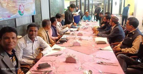 ডায়নামিক সিটি লায়ন্স ক্লাবের সভা সম্পন্ন: সেবা কার্যক্রম আরও জোড়দার করার তাগিদ